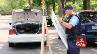 Police Eye Test