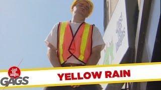 Yellow Rain - crazy joke