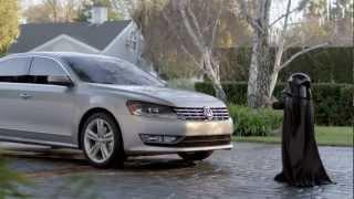 The Force: Star Wars Volkswagen Commercial