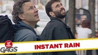 Instant Rain - funny joke