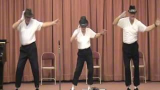 "70 Year Old Seniors Dance To Michael Jackson Song ""Billie Jean"""