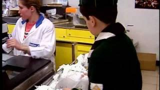 Boy Scouts Grocery Transport Service - Funny Video