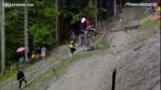 Danny Hart - Mountain Bike World Championship - record-breaking race