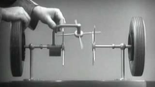 How Differential Steering Works - Around The Corner (1937)