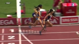 INCREDIBLE FINISH women relay