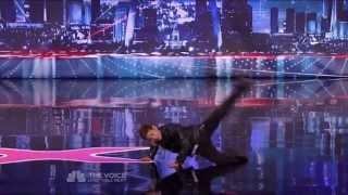 Matrix Robot Dancer - Kenichi Ebina - America's Got Talent 2013