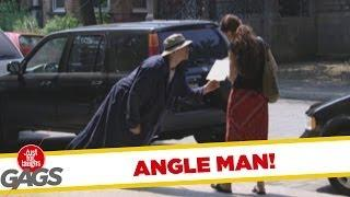 Angle Man - funny video