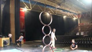 Kai Hou - Impressive Acrobat
