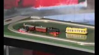 IFW-Dresden Superconducting Maglev Train Models