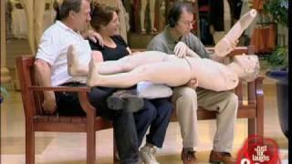 Naked mannequin - Crazy Prank