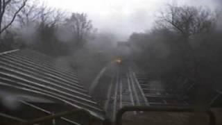 Train vs. Tornado - Spectacular footage