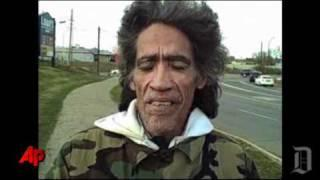 Raw Video: Homeless Man's Voice Gets National Buzz