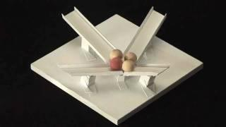 Impossible motion: magnet illusion