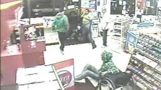 Wheelchair Hero Foils Robbery