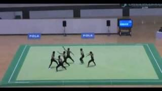 Japanese Synchronized Gymnastics