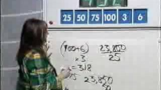 The Most Extraordinary Numbers Game Ever: Countdown