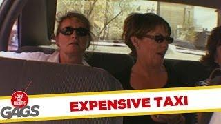 Expensive Taxi - Classic Joke