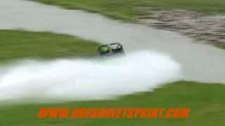 Impressive Jet Boat Racing