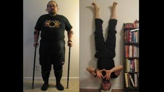 Never, Ever Give Up. Arthur's Inspirational Transformation!