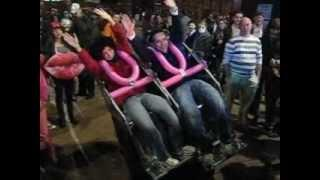 Funny Halloween Costume - The Rollercoaster