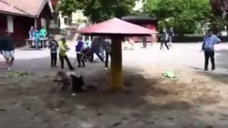 The Worst Playground Idea Ever created