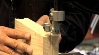Bandsaw magic - Woodworking skills
