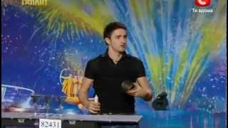 World's Best Bartender - Ukraine's Got Talent