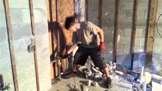 Heavy Metal Construction Worker