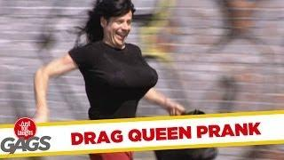 Fruit Thief Drag Queen - Hidden Camera Prank