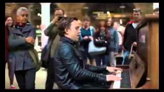 Public Piano - Henri John Pierre Herbert dazzles the crowd