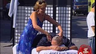 Man/Woman Massage - Hidden Camera Prank
