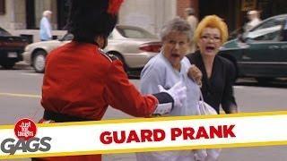 Royal Canadian Guard - Crazy Prank