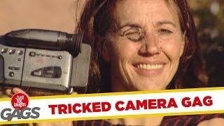 Tricked Camera - Funny joke