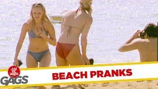 Best of Beach Pranks