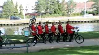 Bruges tandem - marching band
