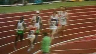 Dave Wottle - 800m final (1972 Summer Olympics)