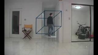 Crazy Cube Illusion