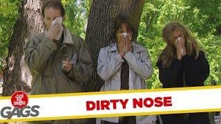 Dirty Nose - funny video