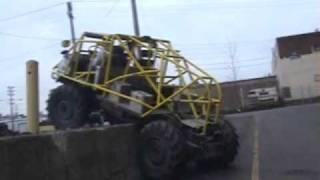 Unimog - impressive vehicle