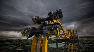 Batman: The Ride - 4D Roller Coaster
