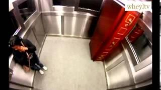 Coffin In Elevator - Scary Prank