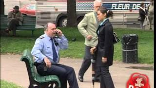 Cell phone hogging cop -funny video