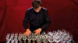 Glass harp - Toccata and fugue in D minor