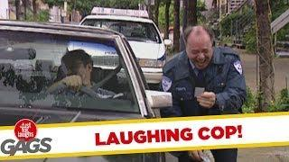 Laughing Policeman - funny joke