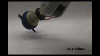 Robotic grippers based on granular jamming