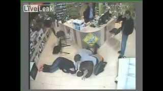 Epic Robbery Fail