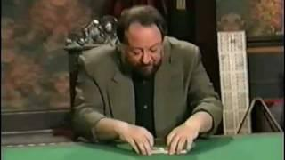 Ricky Jay Impressive Card Control