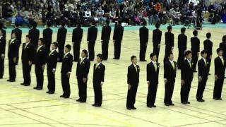 Amazing Japanese Marching Precision