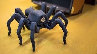 Awesome Robot Spider