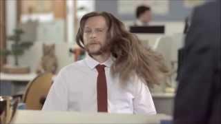 Funny Dove Shampoo Commercial